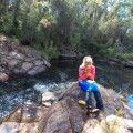 Picnic at Ironbark Falls