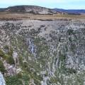 Warners Falls and Johnstones Peak