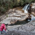 Photographing Harridge Falls