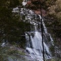 Side view of McGowans Falls