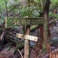 Signage at Silver Falls