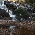 Photographing Echo Falls