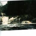 Lower Sprent Falls
