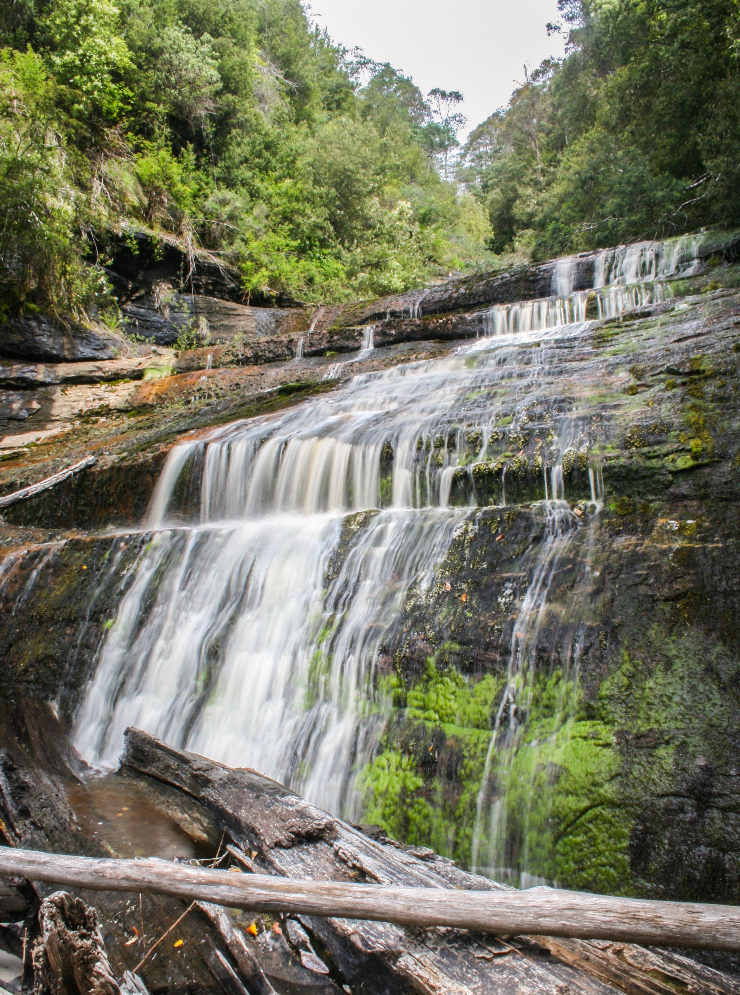 Cataract Falls (upper section)