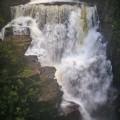 D'Alton Falls in winter