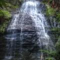 Kiernans Falls high flow