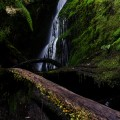 Lower flow at Mavista Falls