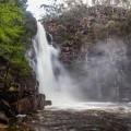 Clarke Falls after heavy rain
